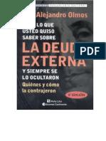 La Deuda Externa por Alejandro Olmos(padre).pdf