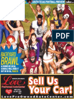 2014 High School Football Special Section