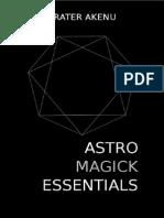 Astro Magick Essentials