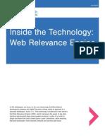 Web Relevance Engine