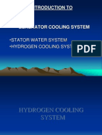 Power Plant Genrator Cooling Methods