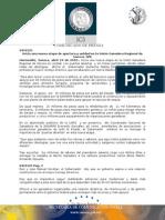 24-04-2010 El Gobernador Guillermo Padrés tomó protesta al nuevo consejo directivo de la Unión Ganadera Regional de Sonora.  B0410125