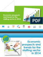 2014 Economic Prospects and Trends for the Staffing Sector