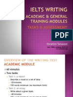 Ielts Ttc Writing Tasks and Assessment