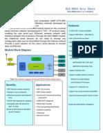 HLK RM04 Datasheet