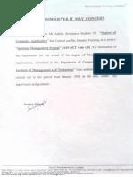 4cplus Training Certificate