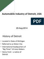 North America Automobile Industry (Detroit, USA) v1 - Copy