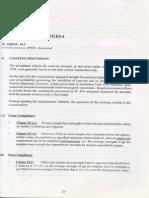 AcAcceptance criteria of concrete_Dr Iqbal Aliceptance_Dr Iqbal Ali