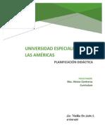 planificacin didctica-formato de udelas  trabajo final