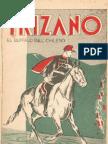 Trizano el Búffalo Bill chileno precursor del Cuerpo de Carabineros de Chile