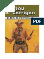 Bolsilibros Oeste [Bisonte Rojo 1911] Carrigan, Lou - El Tren de Wichita Falls.pdf