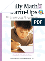 grade 4 fsa warm-ups | Pint | Fraction (Mathematics)