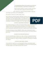 CLASIFICACIÓN DE LOS DIFERENTES TIPOS DE CONTRATO DE TRABAJO SEGÚN EL CÓDIGO DE TRABAJO DE LA REPUBLICA DOMINICANA.docx