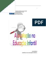 Caderno de avaliação