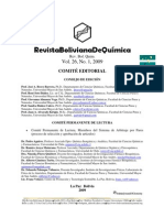 BJC Vol 26 Nº 1 2009 Editorial Board, Referees