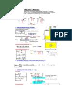 Hoja de Cálculo para Diseño de Cimentaciones.xls