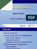 ASATT Airway 2014