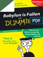 Babylon is Fallen for Dummies