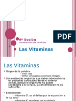 9ª sesión Vitaminas