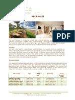 Fact Sheet the Samaya Seminyak Bali 29082011