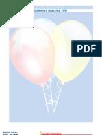 Balloon Rockets Experiment