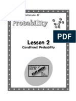 Principles of Math 12 - Probability Lesson 2