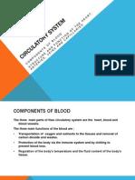 yr 11 core 2 circulatory system