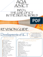 INFO 3 Revision Guide