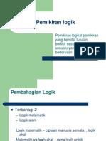 Tajuk _5 Pemikiran Logik