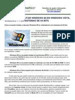 Windows98 en Windows7