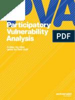 Participatory Vulnerability Analysis