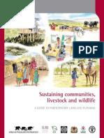 Sustaining communities, livestock and wildlife