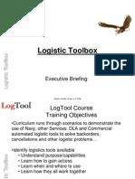 Logistics Toolbox Executive