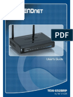 Wi Fi Router Trendnet
