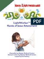 Hands of Jesus Attunement