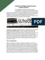 PTCL's Privatization
