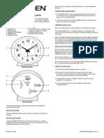 WX11607 - Westclox Baby Ben Alarm Clock.pdf