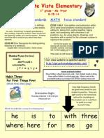 newsletter 8-25-2014