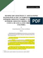 Geologia mapas estrucurales
