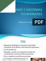 SIGNOS Y SINTOMAS PULMONARES.pptx
