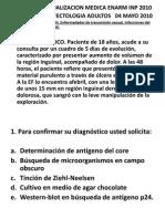 EXAMEN 1-B INFECTOLOGIA ADULTO 040510.ppt