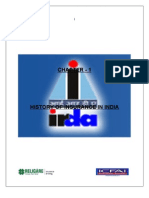 effectiveness of irda as a regulator of insurance sector