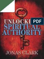 Unlocking Spiritual Authority Jonas Clark PDF