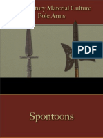 Military - Arms & Accoutrements - Pole Arms
