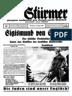 Der Stürmer - 1938 - Nr. 31
