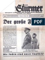 Der Stürmer - 1938 - Nr. 40