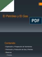 El Petróleo y El Gas.pptx