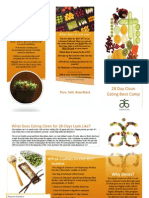Arbonne 28 Day Detox Boot Camp