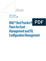 BMC Best Practice Process Flow