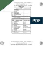 Pensum Nuevo Derecho.doc